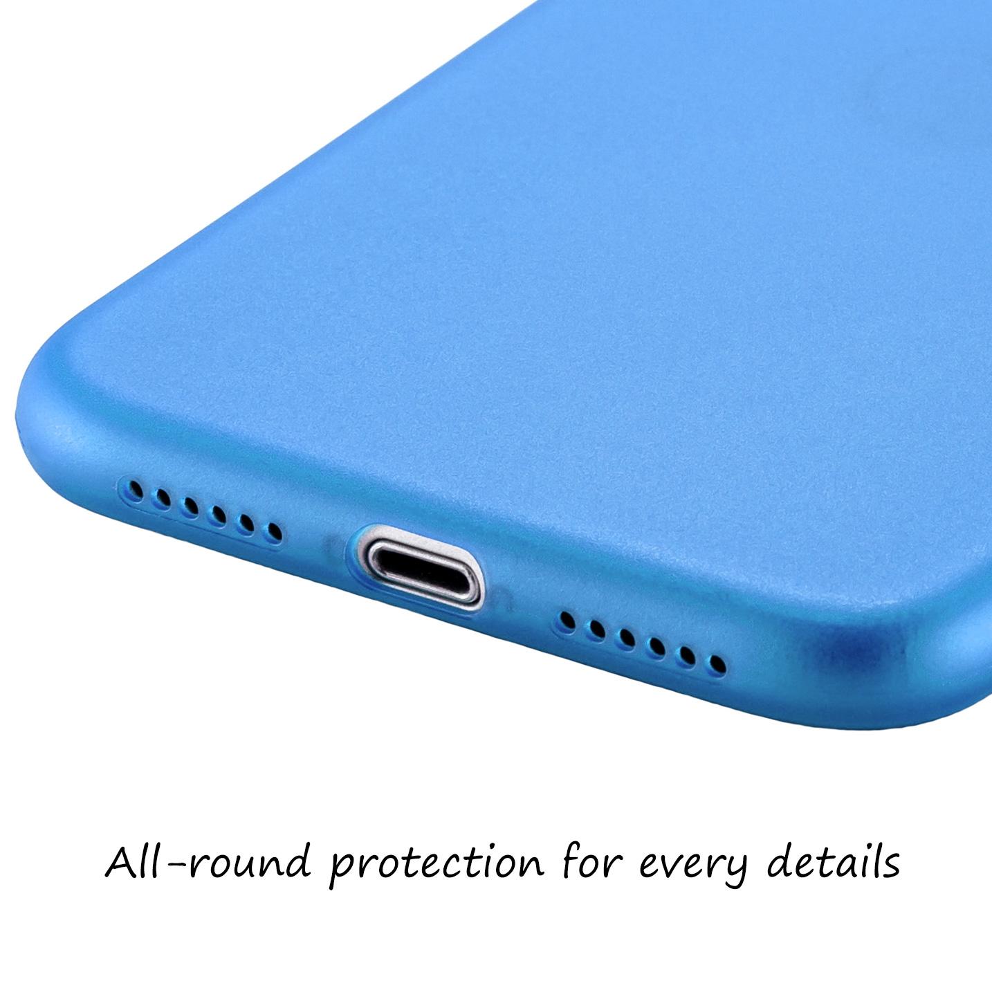Ultra-Slim-Case-iPhone-11-6-1-034-Matt-Clear-Schutz-Huelle-Skin-Cover-Tasche-Folie Indexbild 28
