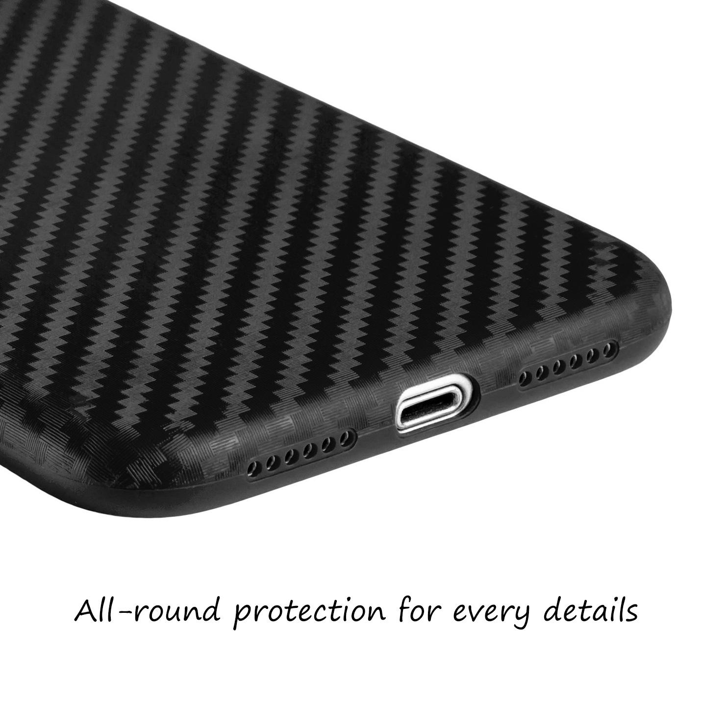 Ultra-Slim-Case-iPhone-11-6-1-034-Matt-Clear-Schutz-Huelle-Skin-Cover-Tasche-Folie Indexbild 12