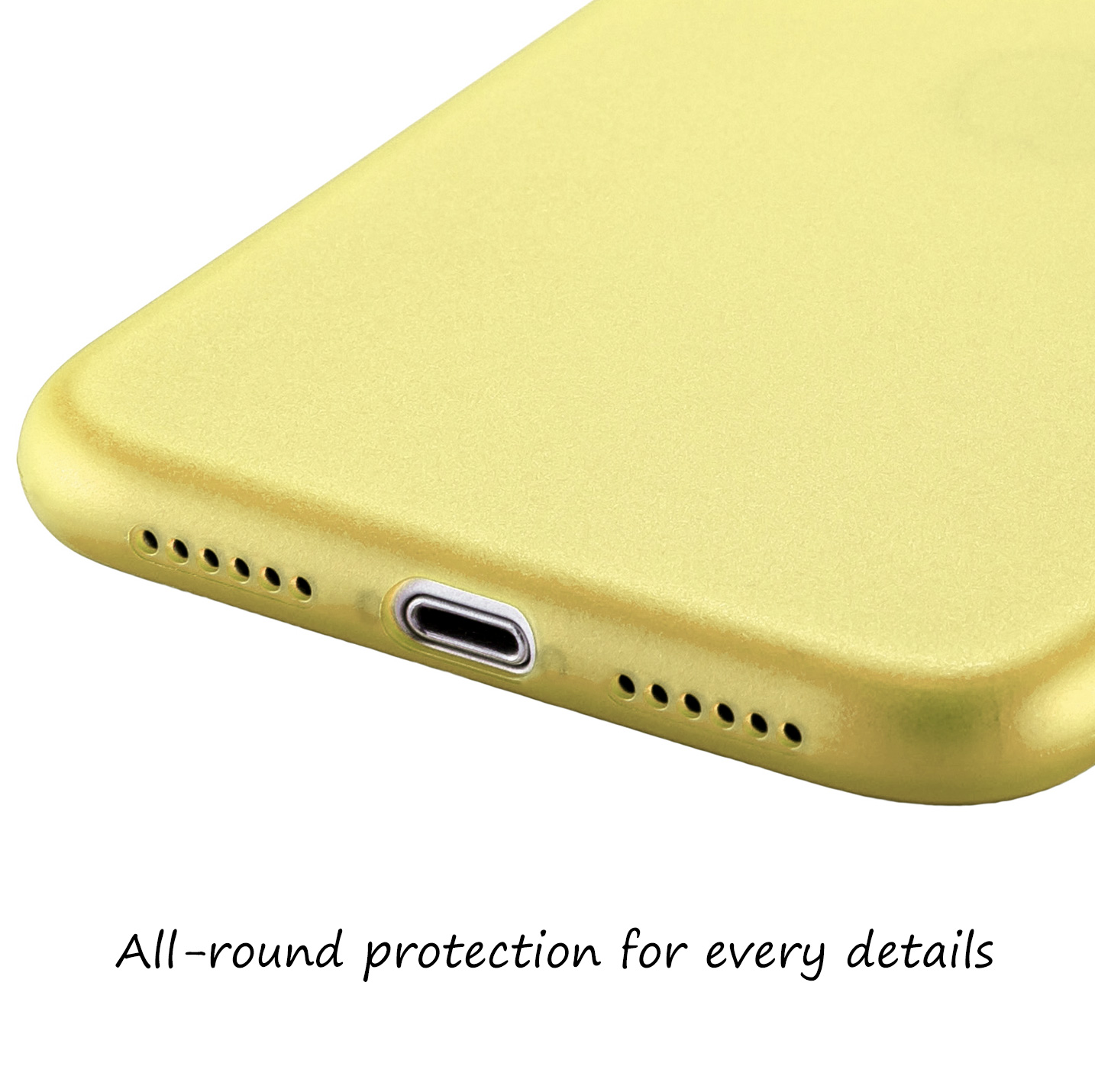 Ultra-Slim-Case-iPhone-11-6-1-034-Matt-Clear-Schutz-Huelle-Skin-Cover-Tasche-Folie Indexbild 36