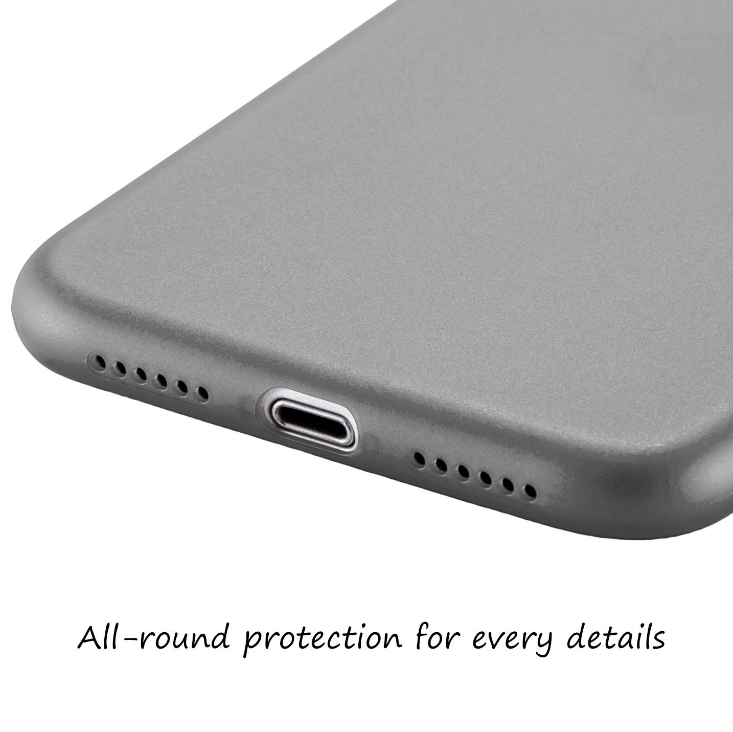 Ultra-Slim-Case-iPhone-11-6-1-034-Matt-Clear-Schutz-Huelle-Skin-Cover-Tasche-Folie Indexbild 40