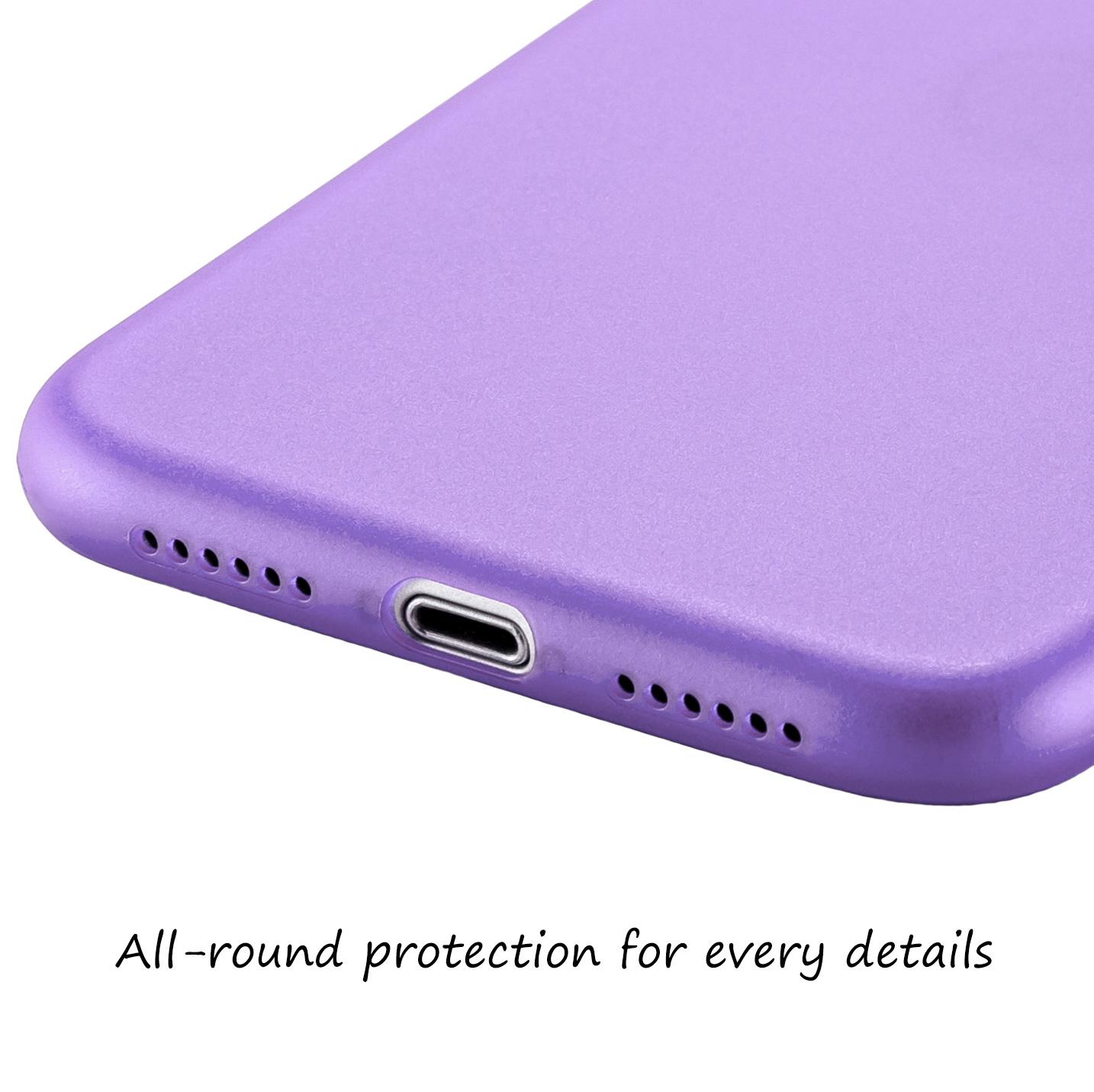 Ultra-Slim-Case-iPhone-11-6-1-034-Matt-Clear-Schutz-Huelle-Skin-Cover-Tasche-Folie Indexbild 24
