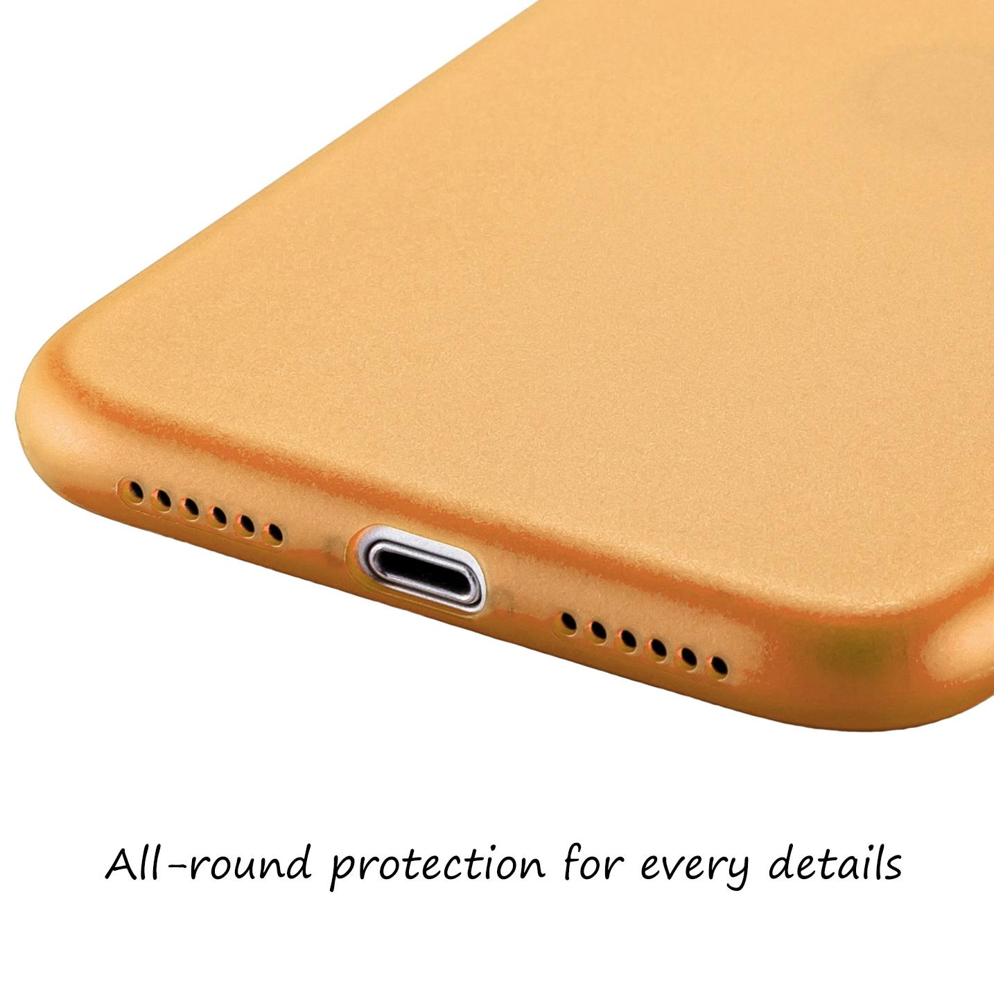 Ultra-Slim-Case-iPhone-11-6-1-034-Matt-Clear-Schutz-Huelle-Skin-Cover-Tasche-Folie Indexbild 44