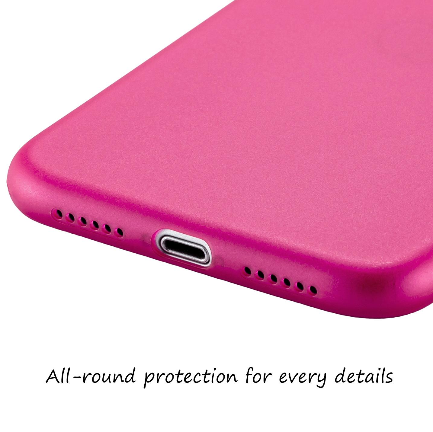 Ultra-Slim-Case-iPhone-11-6-1-034-Matt-Clear-Schutz-Huelle-Skin-Cover-Tasche-Folie Indexbild 20