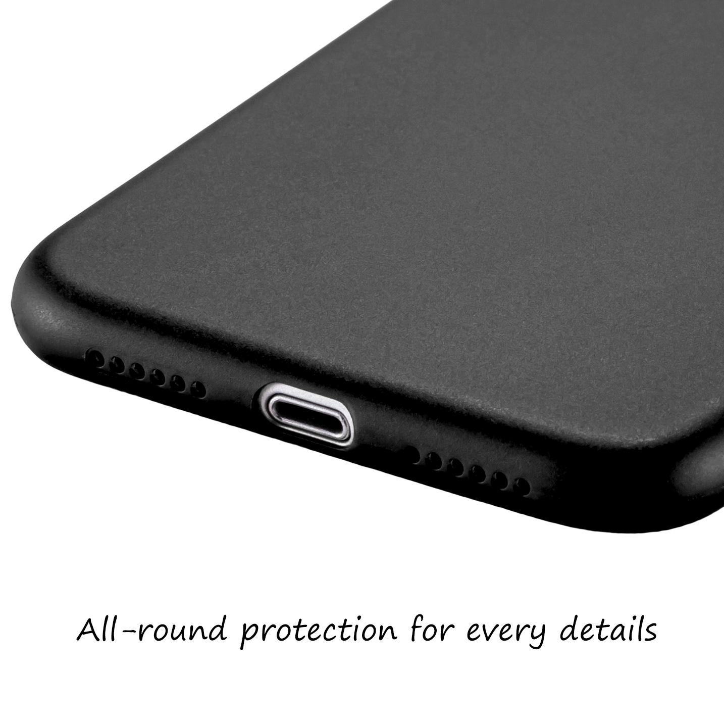 Ultra-Slim-Case-iPhone-11-6-1-034-Matt-Clear-Schutz-Huelle-Skin-Cover-Tasche-Folie Indexbild 8