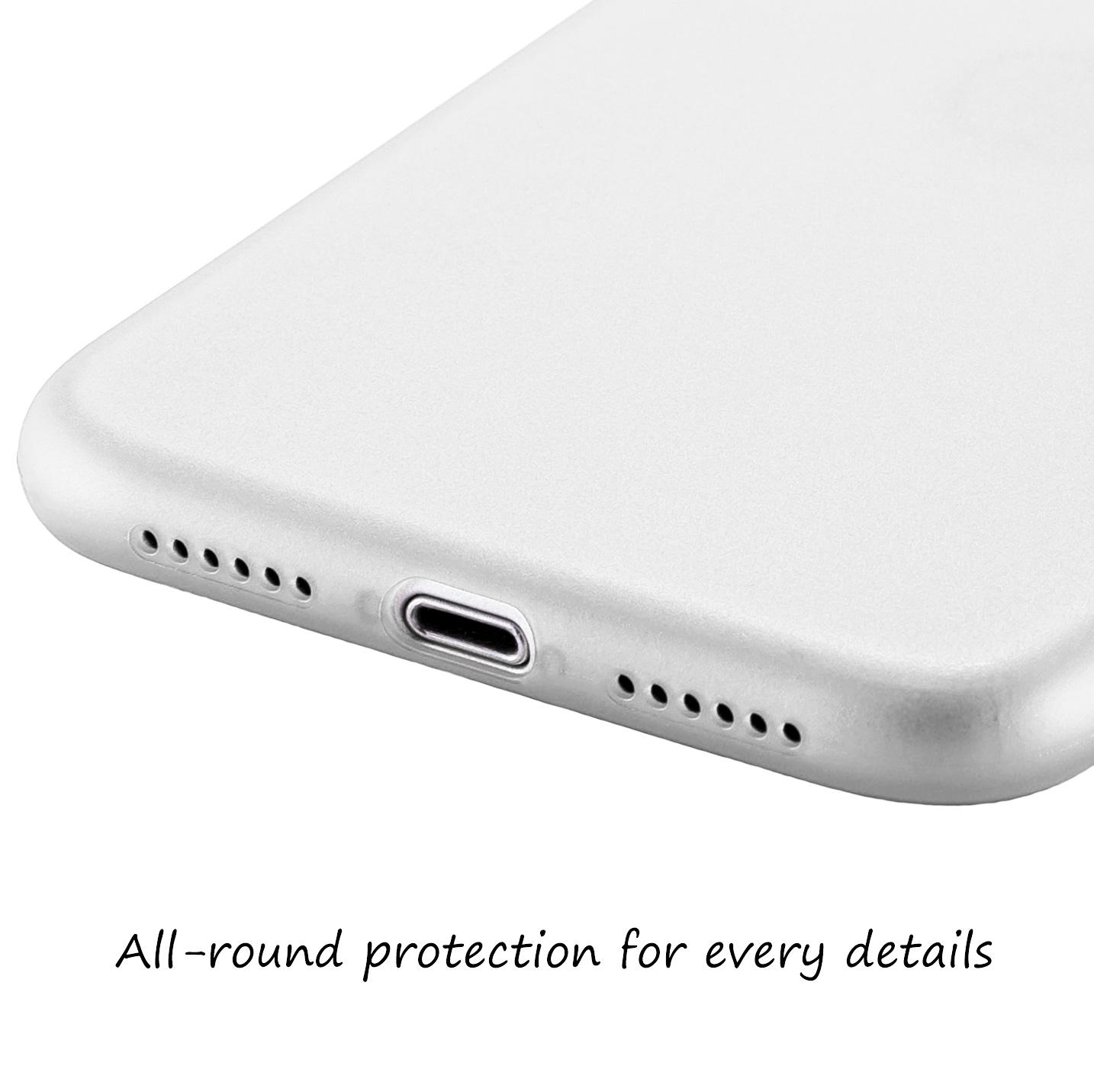 Ultra-Slim-Case-iPhone-11-6-1-034-Matt-Clear-Schutz-Huelle-Skin-Cover-Tasche-Folie Indexbild 16