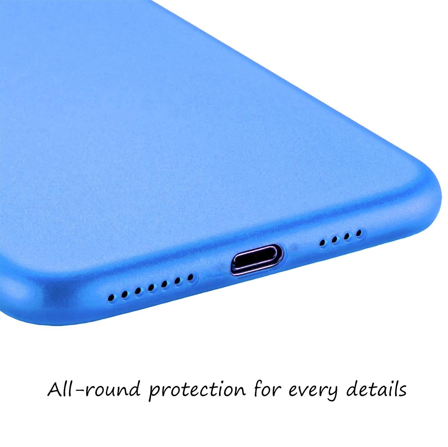 Ultra-Slim-Case-iPhone-11-Pro-5-8-034-Matt-Clear-Schutz-Huelle-Skin-Cover-Etui-Folie Indexbild 28