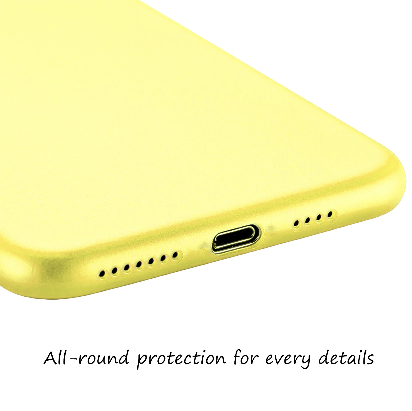 Ultra-Slim-Case-iPhone-11-Pro-5-8-034-Matt-Clear-Schutz-Huelle-Skin-Cover-Etui-Folie Indexbild 36