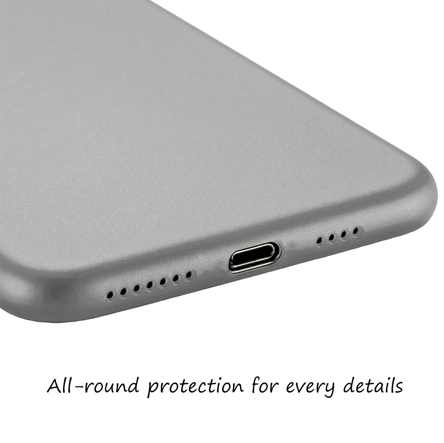 Ultra-Slim-Case-iPhone-11-Pro-5-8-034-Matt-Clear-Schutz-Huelle-Skin-Cover-Etui-Folie Indexbild 40