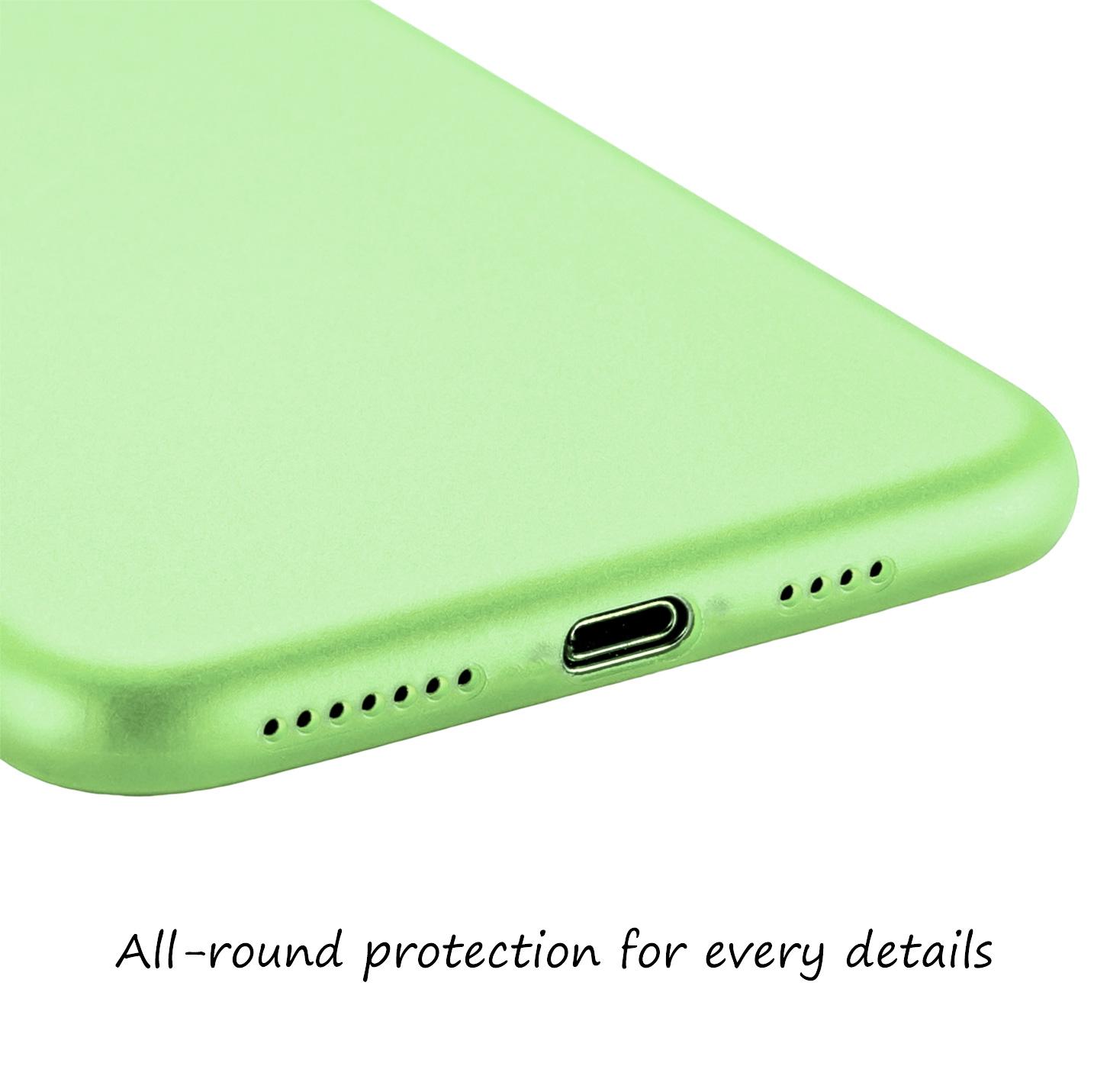 Ultra-Slim-Case-iPhone-11-Pro-5-8-034-Matt-Clear-Schutz-Huelle-Skin-Cover-Etui-Folie Indexbild 32
