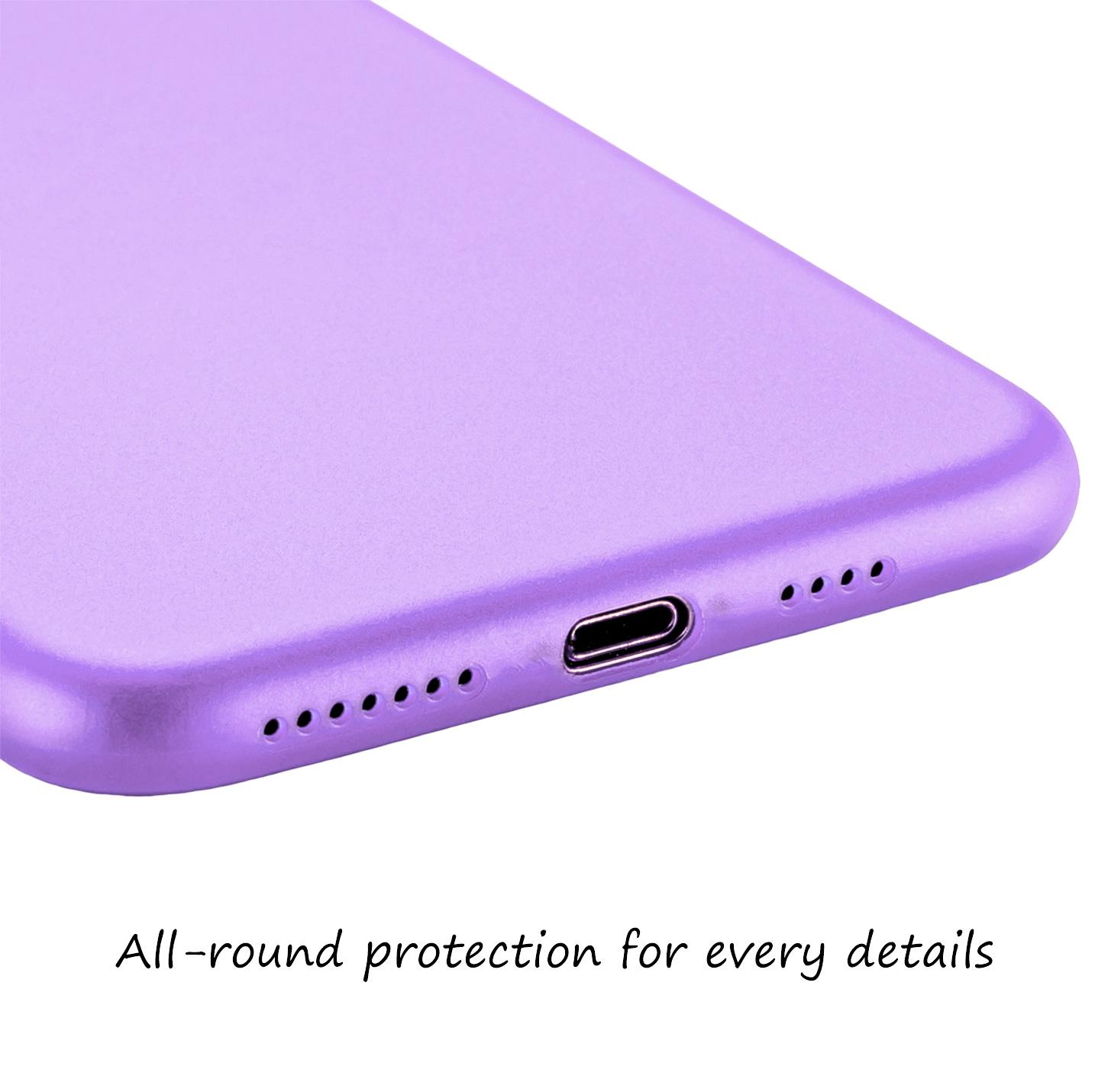 Ultra-Slim-Case-iPhone-11-Pro-5-8-034-Matt-Clear-Schutz-Huelle-Skin-Cover-Etui-Folie Indexbild 24