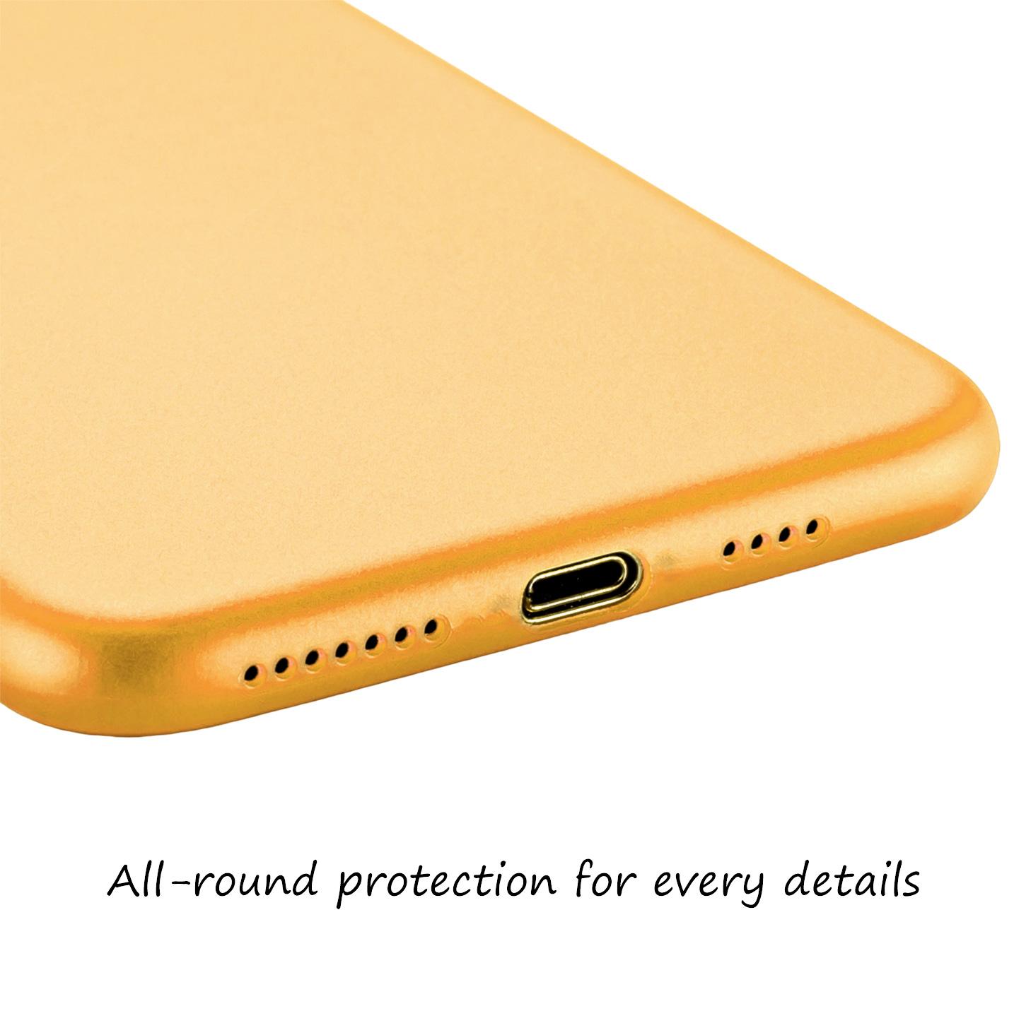 Ultra-Slim-Case-iPhone-11-Pro-5-8-034-Matt-Clear-Schutz-Huelle-Skin-Cover-Etui-Folie Indexbild 44