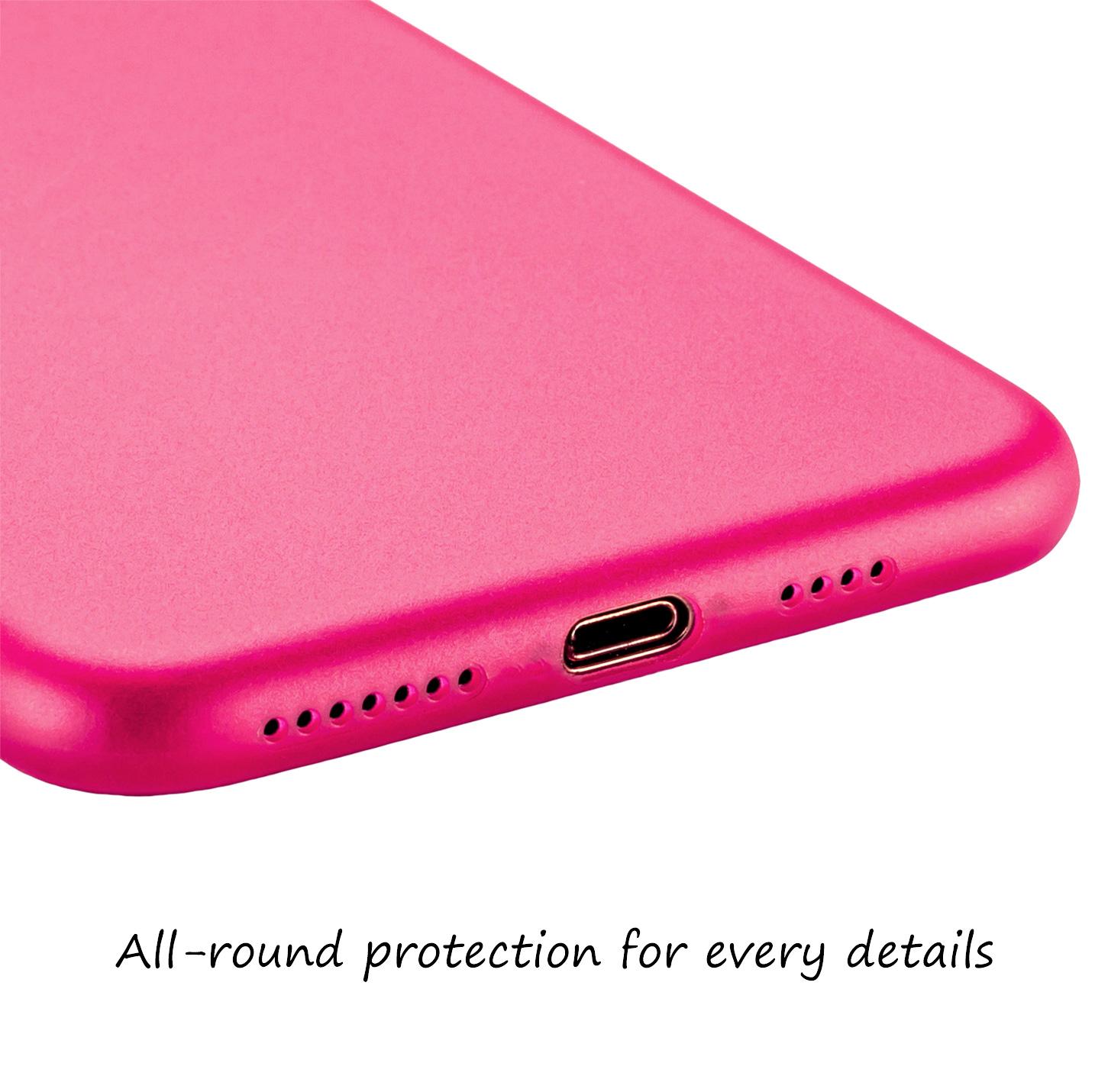 Ultra-Slim-Case-iPhone-11-Pro-5-8-034-Matt-Clear-Schutz-Huelle-Skin-Cover-Etui-Folie Indexbild 20