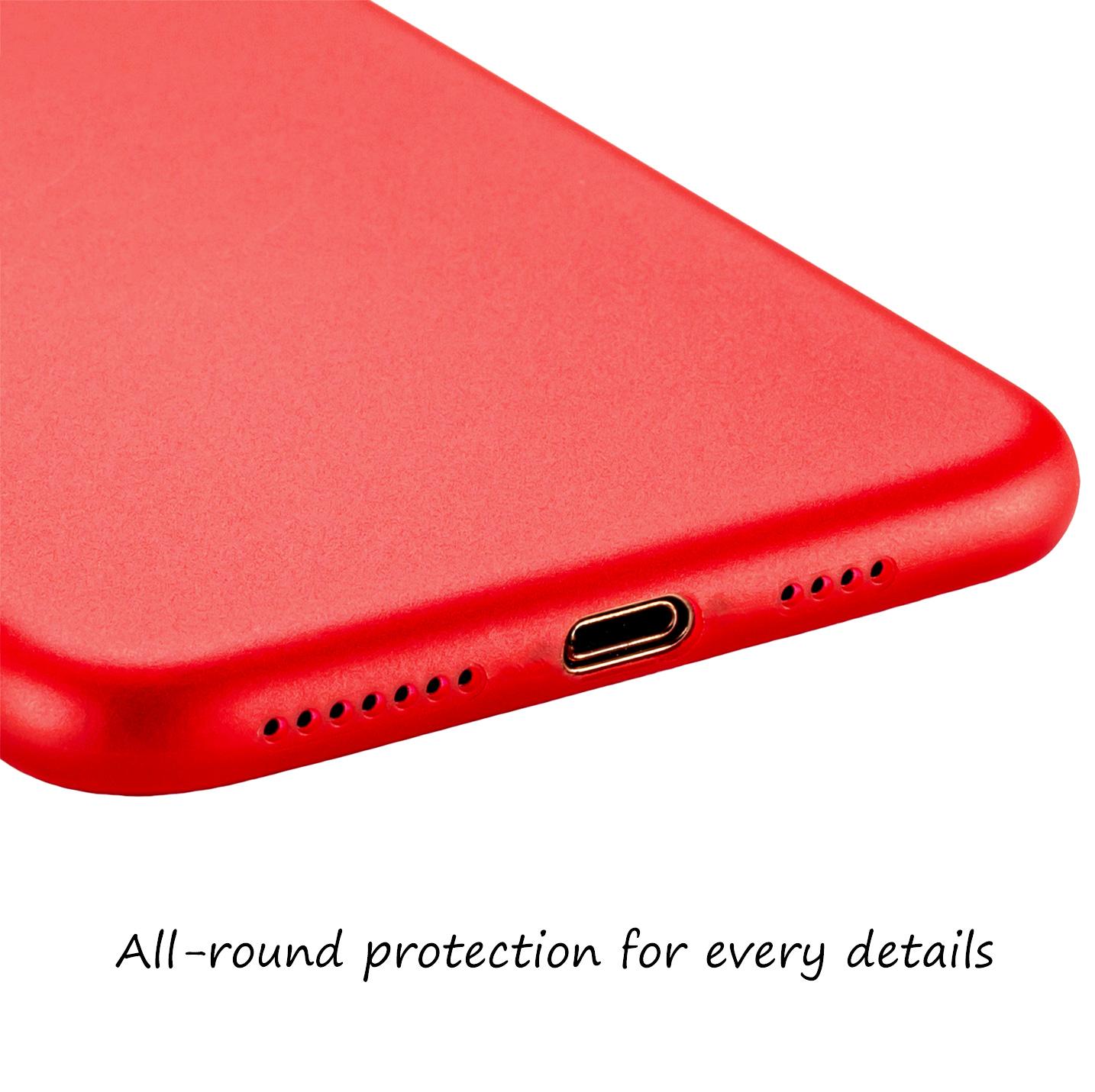 Ultra-Slim-Case-iPhone-11-Pro-5-8-034-Matt-Clear-Schutz-Huelle-Skin-Cover-Etui-Folie Indexbild 48