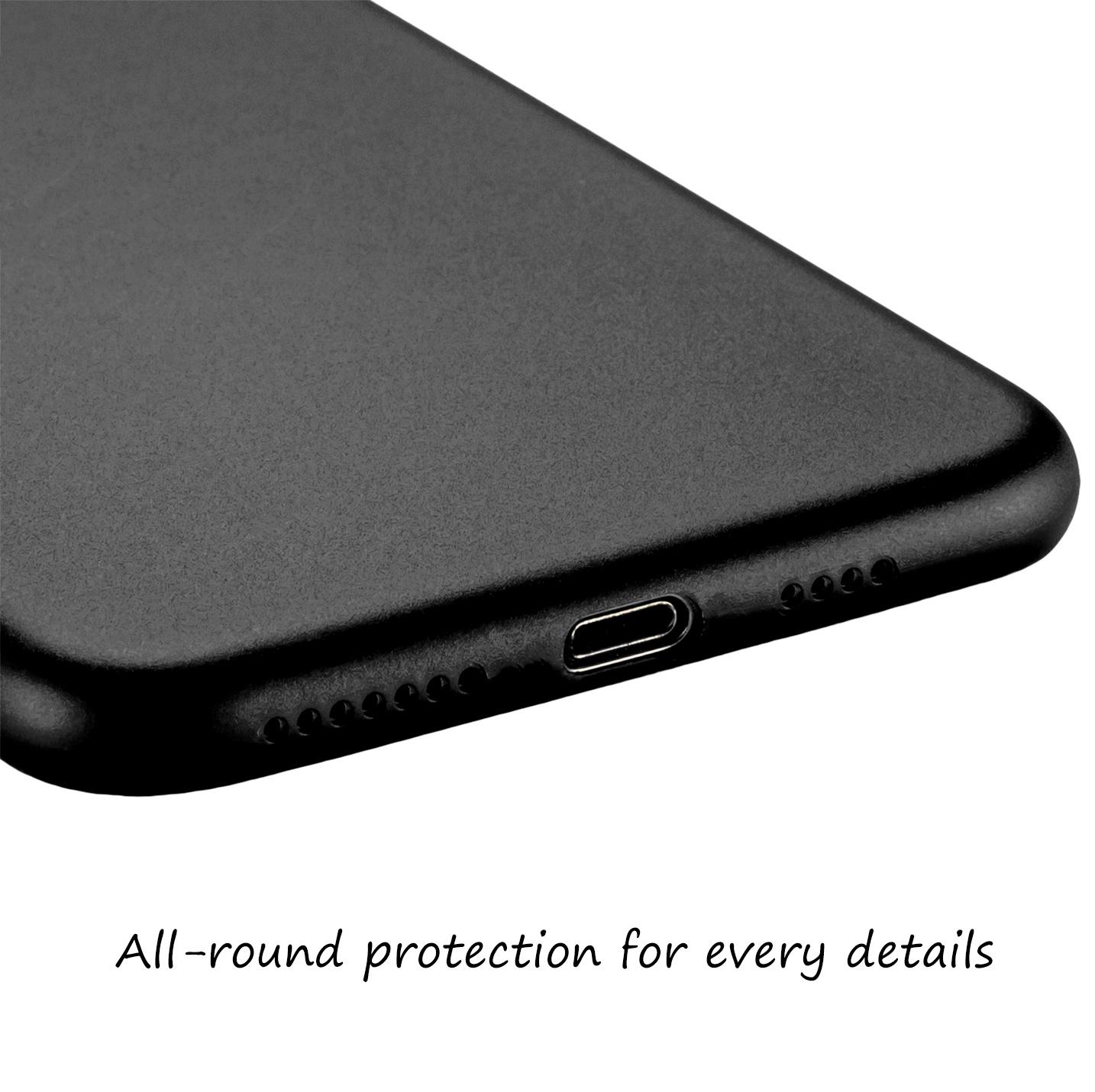 Ultra-Slim-Case-iPhone-11-Pro-5-8-034-Matt-Clear-Schutz-Huelle-Skin-Cover-Etui-Folie Indexbild 8
