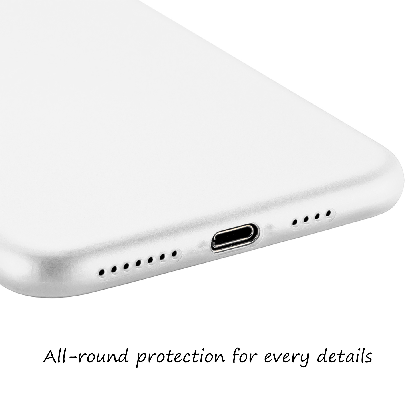 Ultra-Slim-Case-iPhone-11-Pro-5-8-034-Matt-Clear-Schutz-Huelle-Skin-Cover-Etui-Folie Indexbild 16