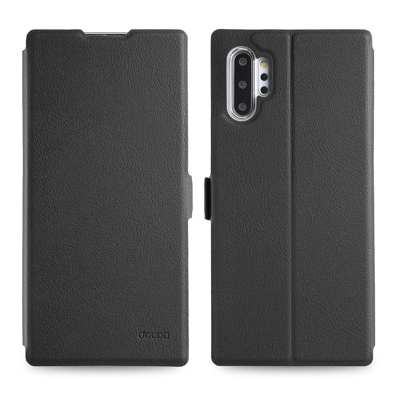 Flip-Case-Samsung-Note-10-Plus-Magnet-Cover-Aufstellbar-Staender-Schutzhuelle-Etui Indexbild 7