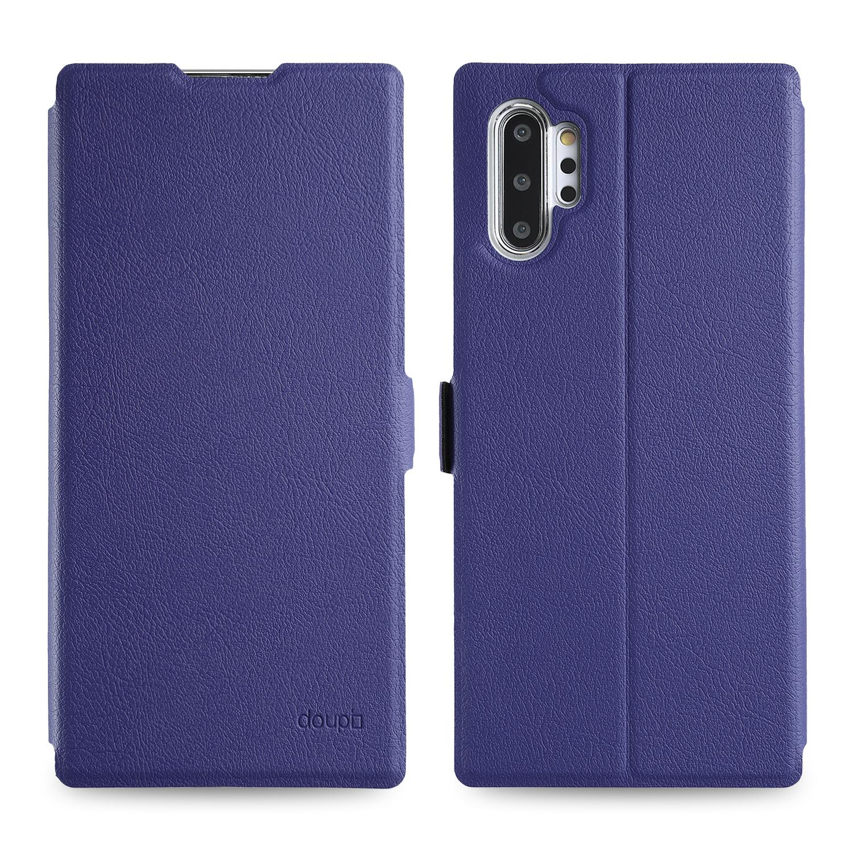Flip-Case-Samsung-Note-10-Plus-Magnet-Cover-Aufstellbar-Staender-Schutzhuelle-Etui Indexbild 22